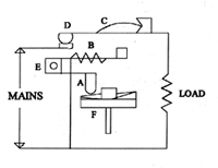 Energy regulator on thermostat connection diagram