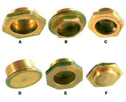 Industrial and Technical Ceramics, Brass Spares