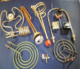 Heating Elements, Electric Elements